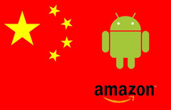 Amazon Appstore now available in China