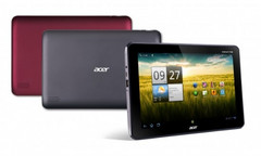 Acer unveils the 10.1 inch Iconia Tab A200