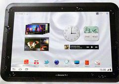 New Fujitsu Arrows Tab Honeycomb slate might be on cards