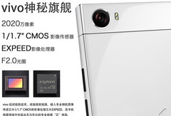 BBK Vivo phablet rumored to feature 20 MP camera and Nikon Expeed image processor