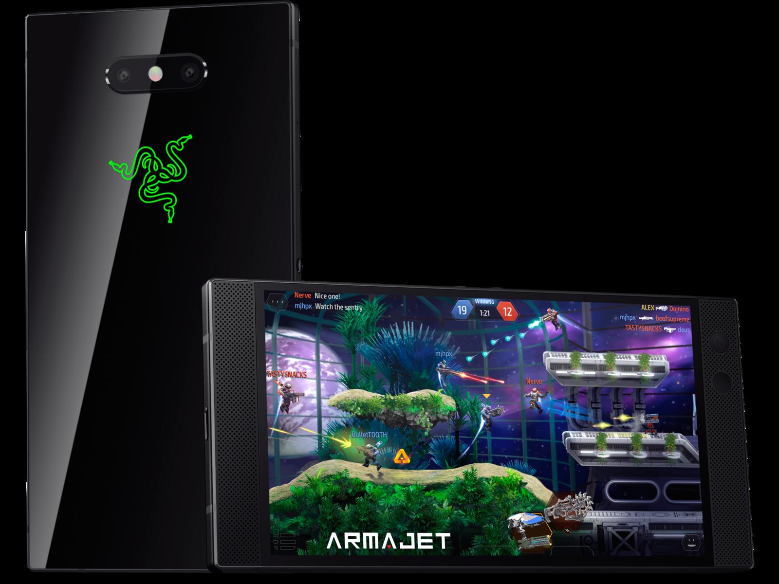 Razer Phone 2 - Notebookcheck net External Reviews