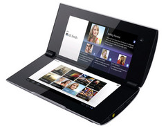 Sony Tablet P goes on sale in the UK