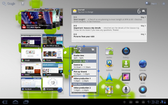 Asus,Acer confirms Android 3.1 update for their tablets
