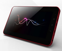 The Spark tablet