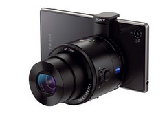 Sony takes smartphone photography to the next level with the DSC-QX10 and QX100