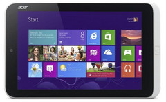 "8"" Iconia W3 pops up on Amazon, as Acer announces plans for smaller Windows 8 tablets"