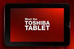 Toshiba Launches Tablet Teaser Site