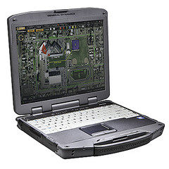 New rugged notebook introduced by GD-Itronix