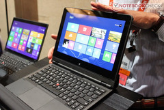 Lenovo ThinkPad Helix expected to go on sale in the US next month