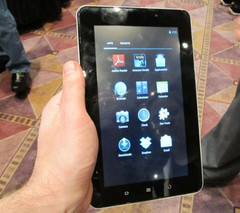ViewSonic unveils budget 7-inch tablet for $179