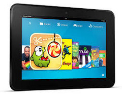 Amazon cuts Kindle Fire HD price to $269