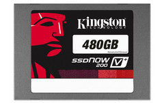 Kingston SSDNow V+200 solid-state drive now available