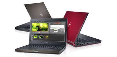 Dell announces the Precision M4800 and M6800 mobile