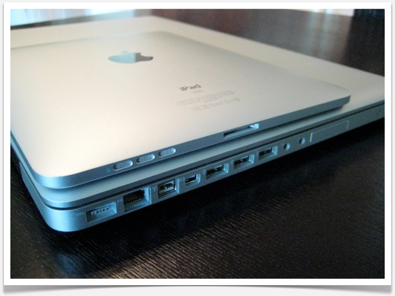 2012 MacBook Pro may be thinner, but iPad 3 could be thicker -  NotebookCheck.net News
