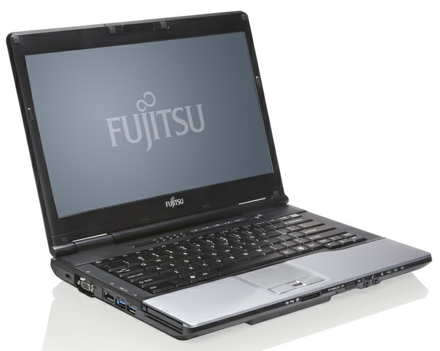 Fujitsu introduced a trio of Lifebook business laptops ...