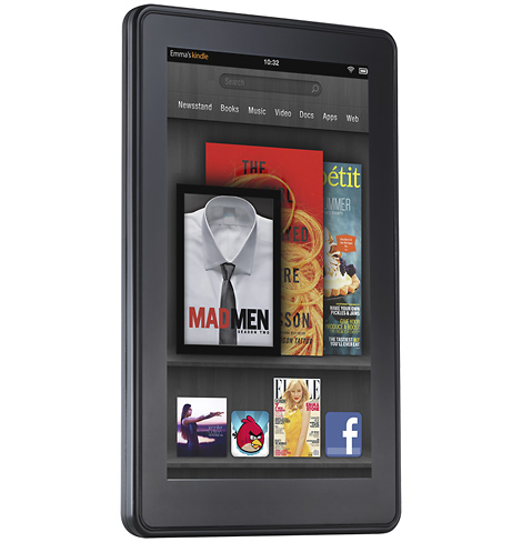 Best Buy now accepting pre-orders for Kindle Fire ...