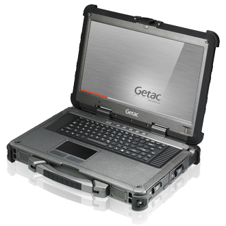 Getac Releases The New X500 Rugged Notebook