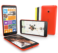 Nokia officially launches the Lumia 1320 and Lumia 1520