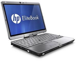 Review HP EliteBook 2760p-LG682EA Convertible