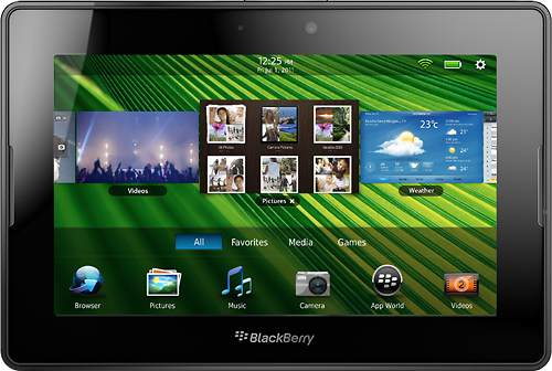Blackberry 10 OS coming to Playbook? - NotebookCheck net News