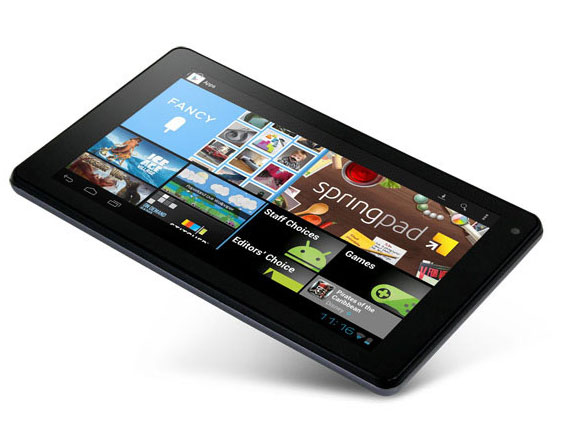 Gardners and Ergo launch a 6-inch GoTab Android tablet with Hive
