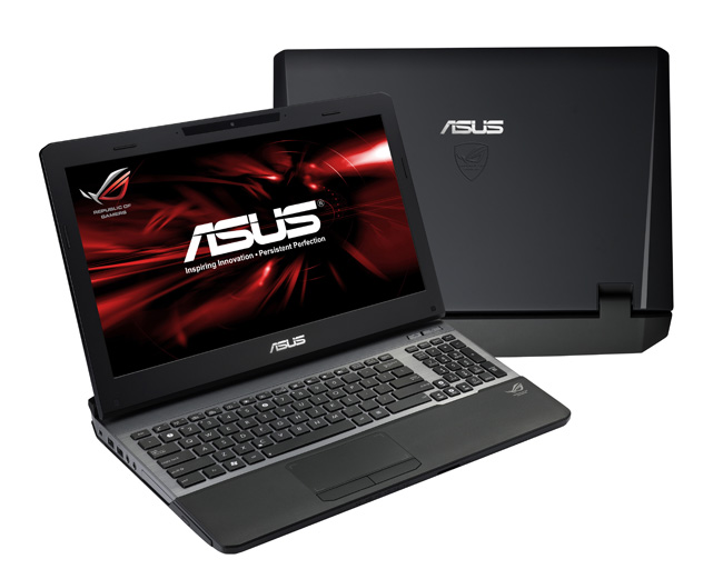 Asus ROG intros the G75VW and G55VW gaming laptops