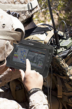 Harris outs rugged laptop for defense personals