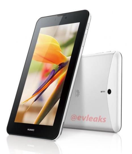Huawei MediaPad 7 Vogue specs and image leak