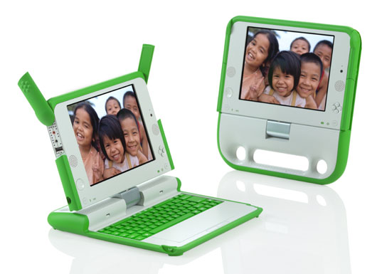 one laptop per child news articles