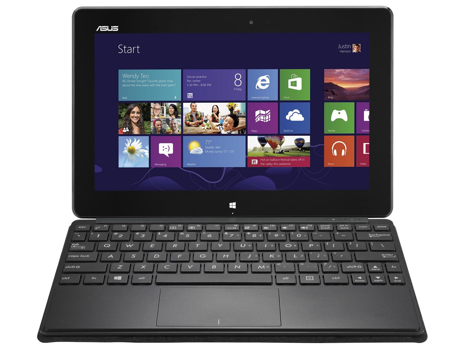 Asus launches Atom-powered VivoTab ME400C tablet
