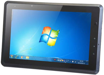 Onkyo to launch a new Windows 7 business tablet