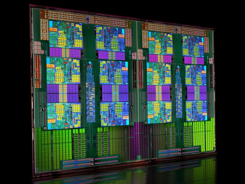 Intel, Samsung and TSMC were the largest semiconductor