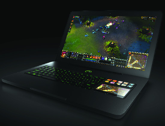 razer blade gaming laptop launch pushed till next year. Black Bedroom Furniture Sets. Home Design Ideas
