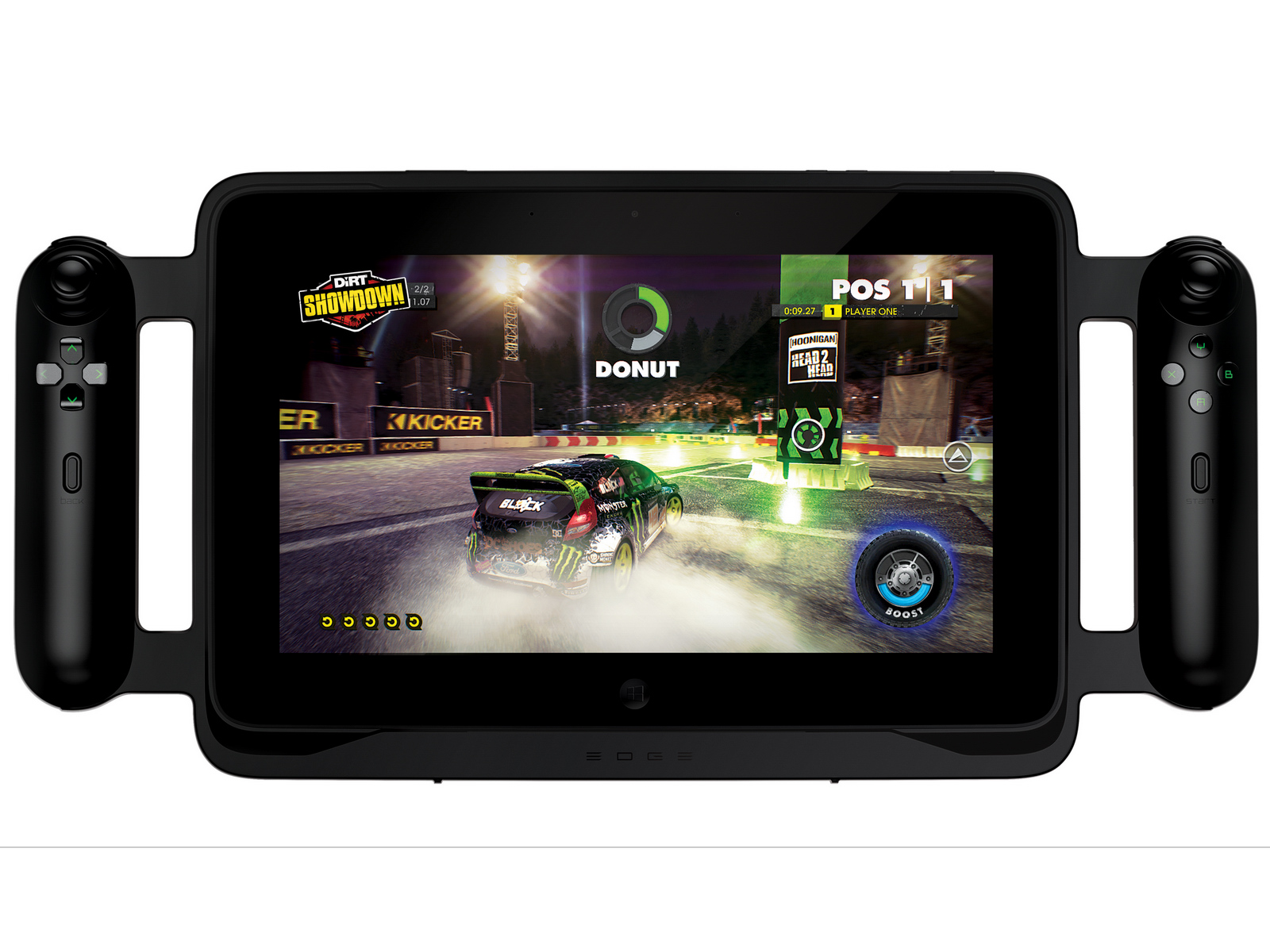 Razer Details Edge And Edge Pro Gaming Tablets