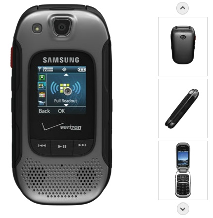 Samsung Convoy 3 Now Available On Verizon