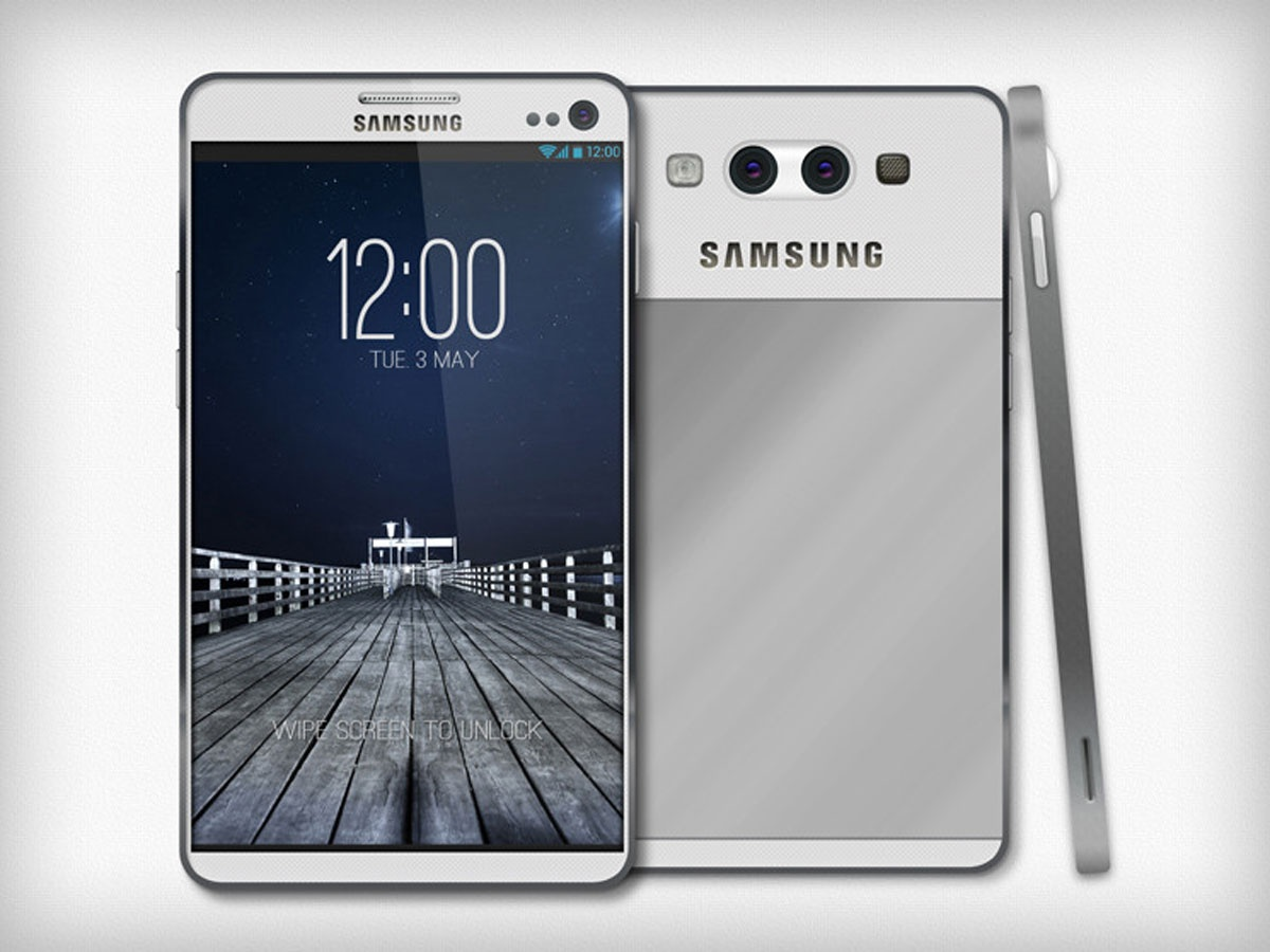 Samsung galaxy s5 unveiled - Samsung Galaxy S5 To Arrive In January