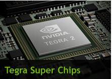 NVIDIA's Tegra Processor Line