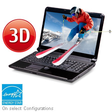 Fujitsu LifeBook AH572 3D Laptop now shipping