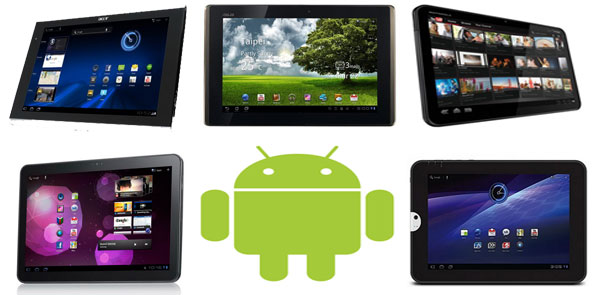Android holds over 30% of tablet market as of Q2 2011, claims new ...