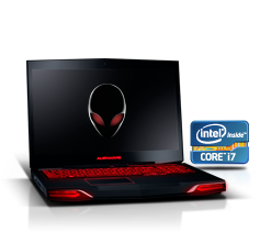 Refreshed Alienware notebooks get Ivy Bridge update