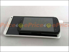 Specs and pictures leaked of HTC One Max