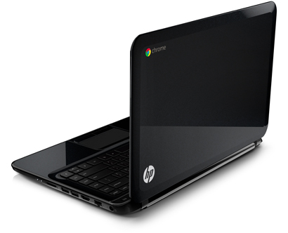 HP officially announces its first Chromebook ...
