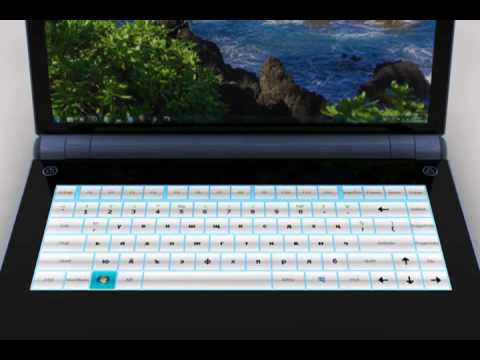 U-book dual screen laptop to appear in CES - NotebookCheck