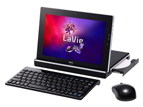 Nec Announces 10 1 Inch Lavie Touch Tablet Notebookcheck