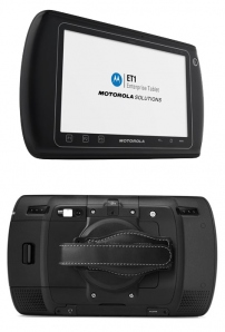 Motorola Solutions unveils the ET1 tablet for businesses