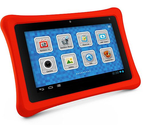 Fuhu launches the Nabi 2 tablet for kids