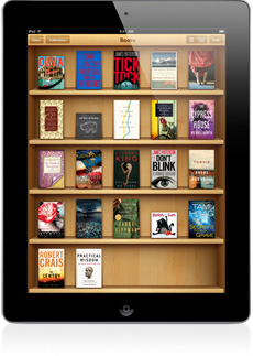 Apple accused of price-fixing on iBooks