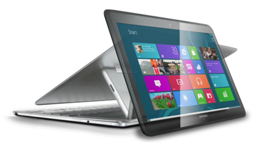 Samsung Unveils The Ativ Book Q Convertible Ultrabook