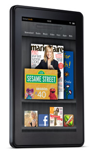 Kindle Fire to make up half of Android sales in 2012, says analyst