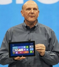 Windows 8 PC sales considered disappointing by Microsoft source